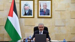 رئيس الوزراء د. محمد اشتية