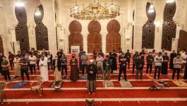 مساجد غزة في ظل كورونا