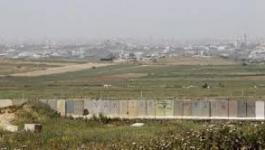 الأراضي في غلاف غزة