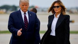 إصابة الرئيس الأمريكي وزوجته بفيروس