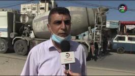 وقفة احتجاجية رفضاً لتقليص خدمات الأونروا في غزّة
