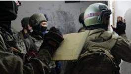 الاحتلال يغلق منزل الأسير نظمي أبو بكر بالاسفنج المضغوط