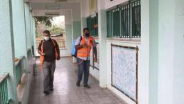 شاهد: تعليم غزة تُنهي تجهيز مدارسها لاستقبال طلبة الصفوف 7-11
