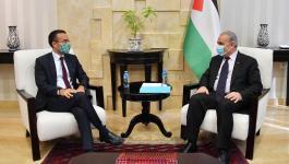 تفاصيل لقاء اشتية مع القنصل الإيطالي العام في رام الله.jpg