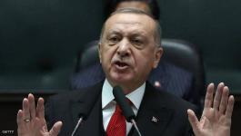 الرئيس التركي: يقيل محافظ البنك المركزي