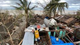 اعصار الفلبين