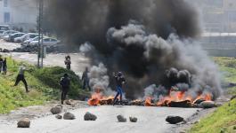 مواجهات مع جنود الاحتلال