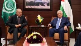 عباس وابو الغيط