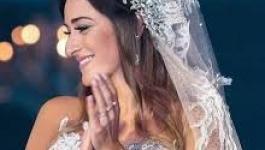 امينة خليل تحدد موعد زفافها