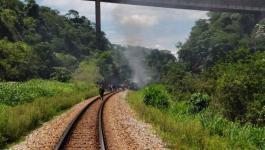 سقوط جسر في البرازيل