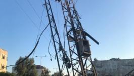 أضرار كهرباء