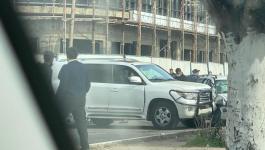 غزّة: إصابة دبلوماسي فرنسي بحادث سير