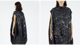 فستان بـ 400 استرلينى يثير الجدل والسوشيال ميديا تشبهه بأكياس القمامة