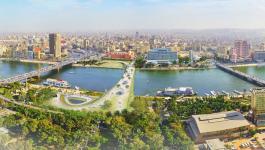 جسر يصل برج القاهرة بالمتحف المصرى يفوز بجائزة دولية للعمارة