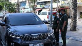 شرطة جنين تُحرر 35 مخالفة لعدم الالتزام بإجراءات السلامة
