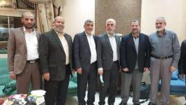 وفد حركة حماس