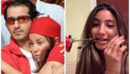 فيديو:  ابنة أحمد حلمي تقلد والدها بمشهد من «كده رضا»