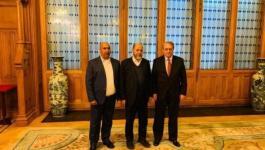 وفد من حماس يلتقى الخارجية الروسية