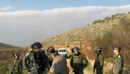 الاحتلال يفرض غرامة مالية على مواطن من طوباس مقابل الإفراج عن جرافته