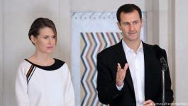 إصابة بشار الأسد وعقيلته بفيروس