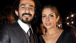 منى زكي تكشف السبب الحقيقي وراء عدم تعاونها مع أحمد حلمي