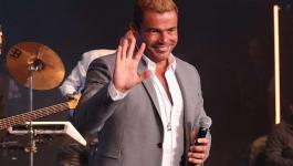 عمرو دياب يتألق في حفل الماسة بالعاصمة الإدارية