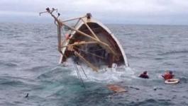 غرق قارب يُقلّ مسؤولين سودانيين