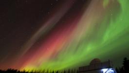 بالصور: حقيقة الأصوات الصادرة عن الشفق القطبى؟