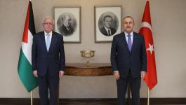 المالكي ونظيره التركي.