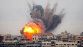 قصف إسرائيلي