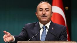 وزير الخارجية التركي يتجه في زيارة للرياض