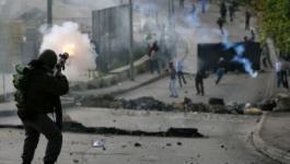 إصابات خلال مواجهات مع الاحتلال في الخليل