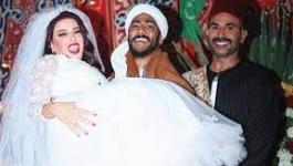 أحمد سعد يسخر من ظهوره في مسلسل