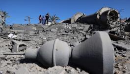 أوقاف غزة تعقب على استشهاد أحد موظفيها وتدمير مسجدين