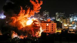 وصول مسؤول أمريكي إلى تل أبيب في محاولةً لوقف إطلاق النار