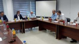 المجلس التنسيقي للقطاع الخاص يعقد اجتماعًا حول أضرار الاقتصاد بغزّة