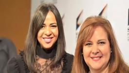 إيمي سمير غانم تثير القلق على صحة دلال عبد العزيز: أمي تعبانة