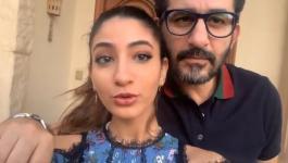بالفيديو: أحمد حلمي يرقص مع ابنته «لي لي» بطريقة مرحة