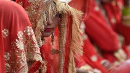 الهند   فتاة تلغي زفافها بسبب نظارة العريس