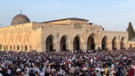 انطلاق دعوات للرباط في المسجد الأقصى تصدياً لقرار الاحتلال بـ