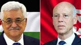 الرئيس عباس يهنئ نظيره التونسي بحلول عيد الأضحى المبارك