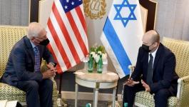 بينت يلتقي رئيس لجنة الشؤون الأمريكية الإسرائيلية بواشنطن.jpeg