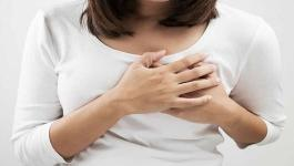 هل ارتفاع حرارة الثدي له علاقة بالحمل ؟