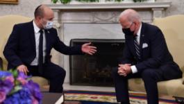 بايدن يبلغ بينت بقراره بشأن القنصلية الأمريكية في القدس