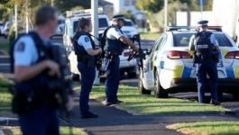 إصابة 6 أشخاص بجراح إثر هجوم إرهابي في نيوزلندا