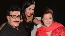 ايمي سمير غانم و والديها