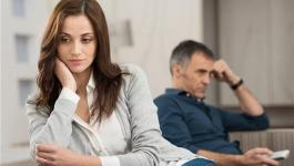 كيف تتعاملي مع الزوج الكئيب؟