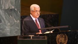 عباس والامم المتحدة