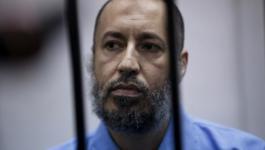 الحكومة الليبية تفرج عن نجل القذافي بمقتضى قانوني