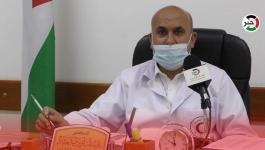 العقاد يتحدث عن آخر مستجدات وباء كورونا بغزّة وتحضيرات إنشاء مستشفى ميداني إماراتي